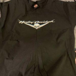 Harley Davidson T-shirt (size 2xl)